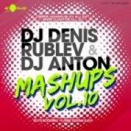 Roselle vs. Clivilles & Cole -  Moving On Love   (Dj Denis Rublev & Dj Anton Mashup)