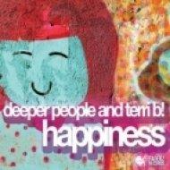 Deeper People, Terri B! - Happiness  (Steffwell Remix)