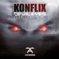 Konflix, Leanne Mo - Devil Eyes  (Tuff Touch Remix)