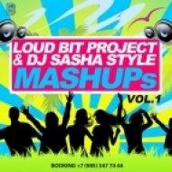 Kesha Will.I.Am vs. Bikini Djs & Dj Mad Cat - Crazy Kids  (Dj Sasha Style & Loud Bit Project Mashup)