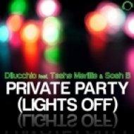 Dilucchio, Tasha Marillia, Sosh B - Private Party (Lights Off)  (Sparkos Remix)