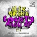 Frisco Disco feat. Amanda Lear vs. Antonio Maggio - Queen of Chinatown  (Alex Grand Mash-Up)