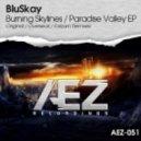 Bluskay - Burning Skylines  (Original Mix)