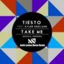 Tiësto ft. Kyler England - Take Me   (Javier penna House Remix)