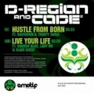 D-Region & Code - Live Your Life (feat. Shadow Bloc, Lady MC & Klair Quest)  (Original mix)