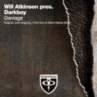 Will Atkinson pres. Darkboy - Damage  (Steve Haines Remix)