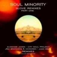 Soul Minority - Get Down  (City Soul Project Remix)