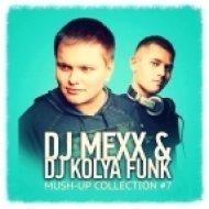 Audio Damage vs. DJ Martynoff - If Your Girl Only Knew  (DJ MEXX & DJ KOLYA FUNK 2k13 Mash-Up)