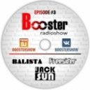 Booster  - Танцевальное радиошоу #3 (29.11.2013)  (Original)