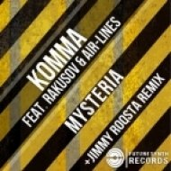 Komma feat. Rakusov & Air-Lines -  Mysteria  (Original mix)