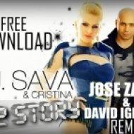 Dj Sava Ft. Cristina - Mute Trumpet  (Jose Zarpi & David Iglesias Remix)