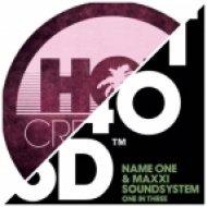Name One & Maxxi Soundsystem, Digitaria - One In Three vs. Shine  (Agency 55 Mashup)