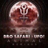 Bro Safari & UFO! - Burn The Block  (Gent & Jawns Remix)