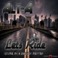 Alt-A - Ride It Out  (Original Mix)