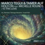 Marco Tegui, Tamer Auf, Michelle Rounds, Teenage Mutants - Hold On  (Teenage Mutants Remix)