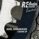 Axel Karakasis - Hindsight  (Original mix)