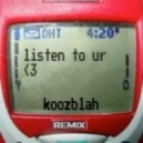 DHT  - Listen to Your Heart (Koozblah\'s Trap Remix)