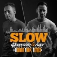 DJ Jonnessey & Aner  - Slow (Adrian Funk Remix)