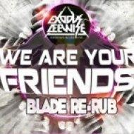 DJ Exodus & Leewise Vs Daft Punk - We Are Your Technologic Friends (FTampa Remix) (Blade Re-Rub) (FTampa Remix)(Blade Re-Rub)