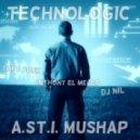 Duft Punk, Anthony el Mejor, dj Nil - Technologic (a.ST.i. mushup)