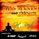 DRKWTR feat.Miss Mants - Get Ready (D-Funk Remix)