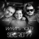 Dim Chord, Nikko Sunset, Yalena - What\'s Your Secret (Menelaos T Remix)