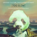 Dazzo  &  Ashibah - To Slow (feat. Ashibah) (Vintage Culture, Lazy Bear Version)