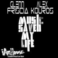 Glenn Friscia & Alex Kouros - Music Saved My Life (Club Mix)