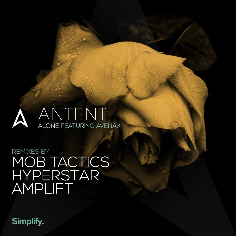Antent  &  Avenax  - Alone (feat. Avenax) (Hyperstar Remix)