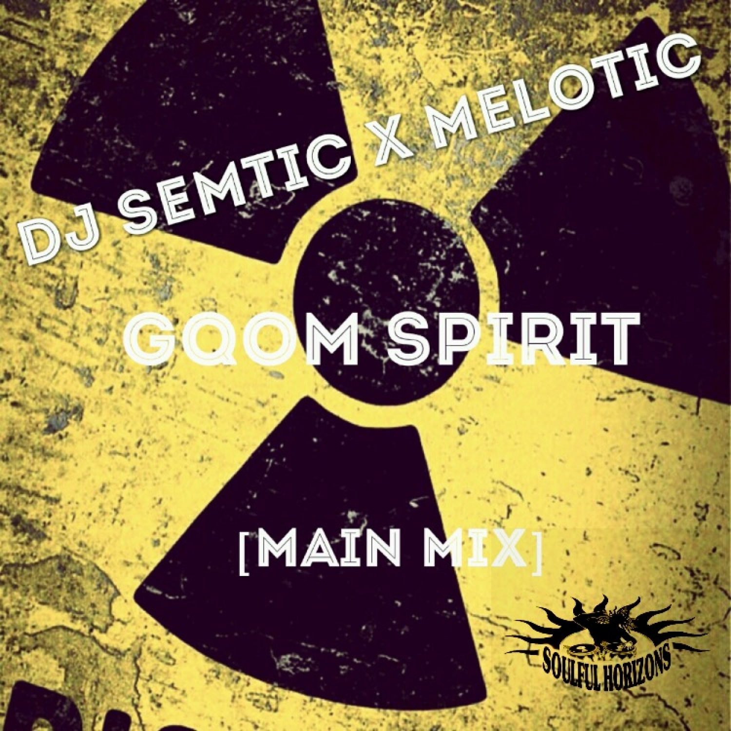 DJ Semtic & Melotic - Gqom Spirit (Main Mix)