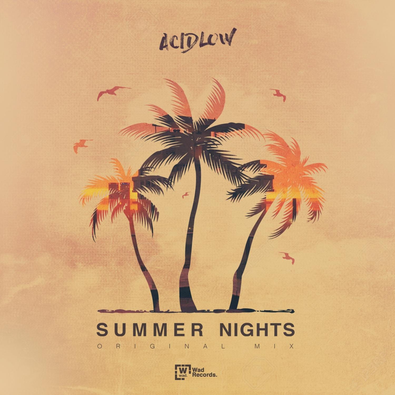 AcidLow - Summer Nights (Radio Edit)
