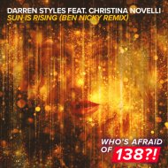 Darren Styles ft. Christina Novelli - Sun Is Rising (Ben Nicky Extended Remix)