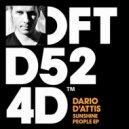 Sandy Rivera - I Can\'t Stop (Dario D\'Attis Remix) (Original Mix)