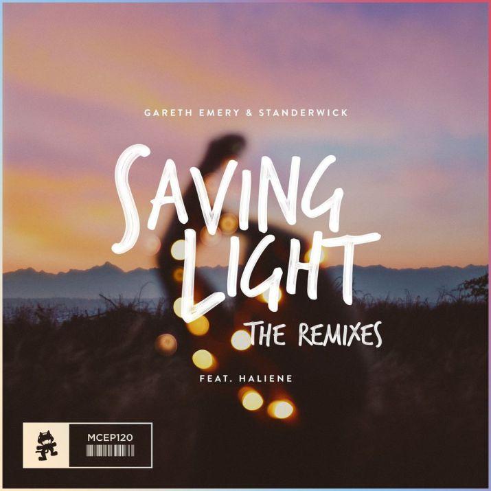 Gareth Emery & Standerwick feat. Haliene - Saving Light (Intercom Remix) (Original Mix)