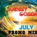 DJ Andrey Gorkin - July Promo Mix 2017 (Original Mix)