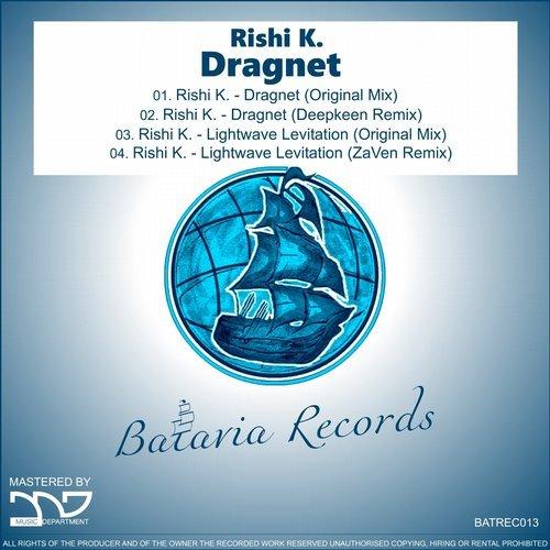 Rishi K. - Dragnet (Original Mix) (Dragnet (Original Mix))