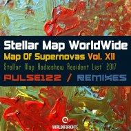Pulse122, al l bo - Map Of Supernovas Vol. XII (Compilation Megamix) (WOB)