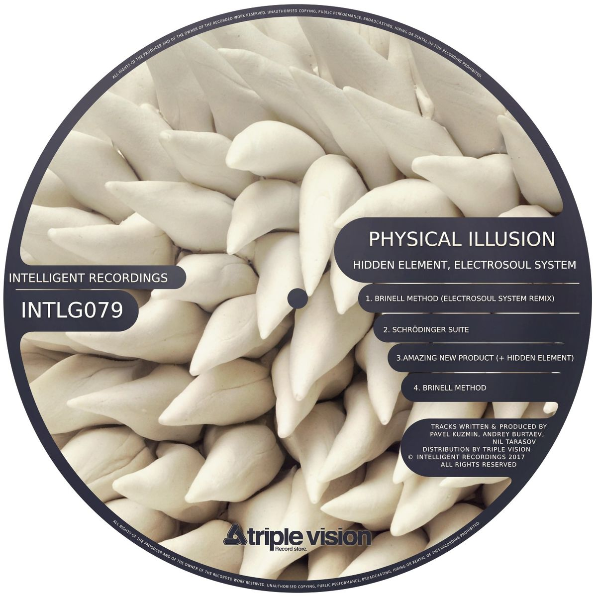 Physical Illusion - Schrodinger Suite (Original Mix)