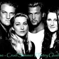 Ace of Base - Cruel summer (Dmitry Glushkov remix) ()