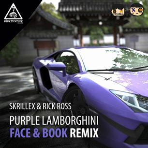 Skrillex Rick Ross Purple Lamborghini Face Book Remix
