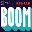 Tiesto and Sevenn - BOOM (Extended Mix)  (Original Mix)