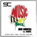 John Gorbera  &  Raquel  - Music It\'s My Voice (E-Jay & Over12 Remix)