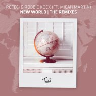 Refeci  &  Robbie Koex  &  Micah Martin  - New World (feat. Micah Martin) (Futosé Remix)