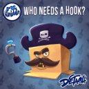 Detach & MC Intimidator - Who Needs A Hook? (Clean Mix)