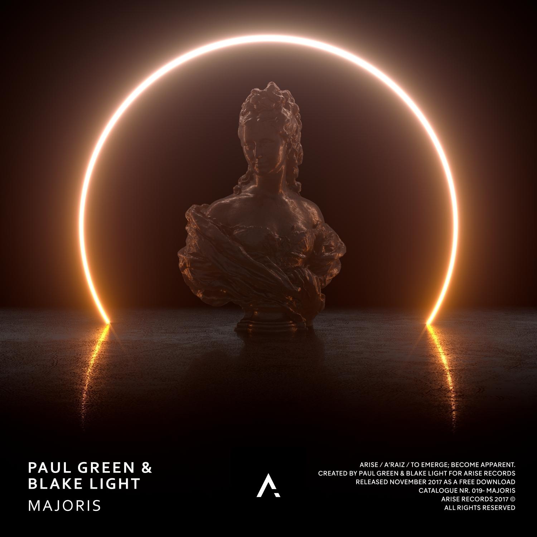 Paul Green & Blake Light - Majoris (Original Mix)