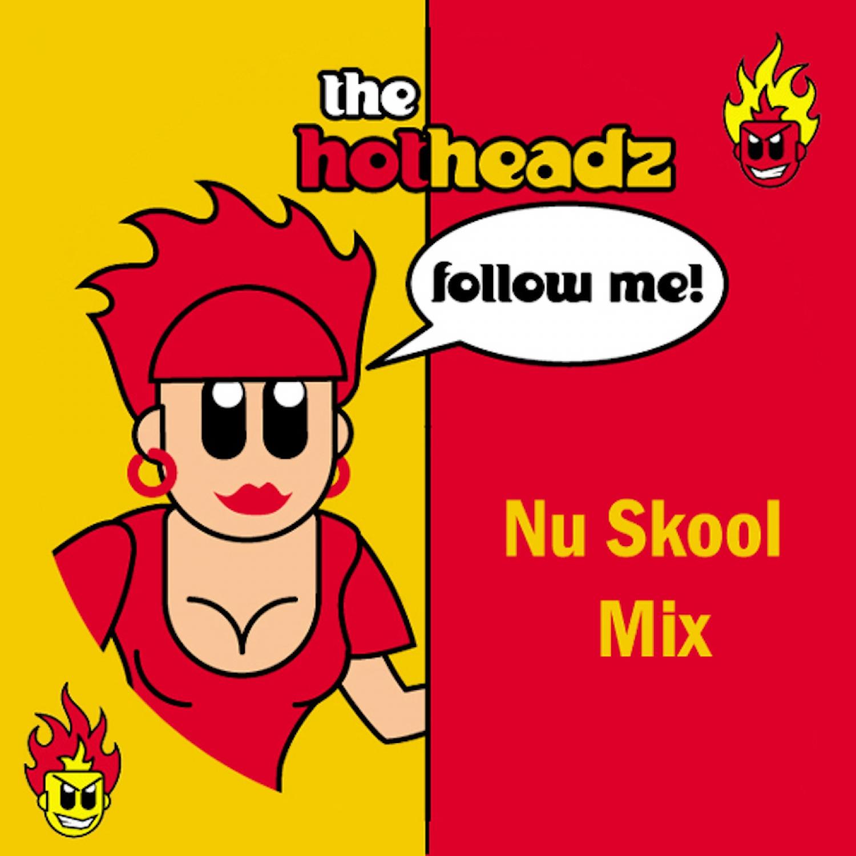 Huda Hudia & DJ Volume - Follow Me (Nu Skool Mix)