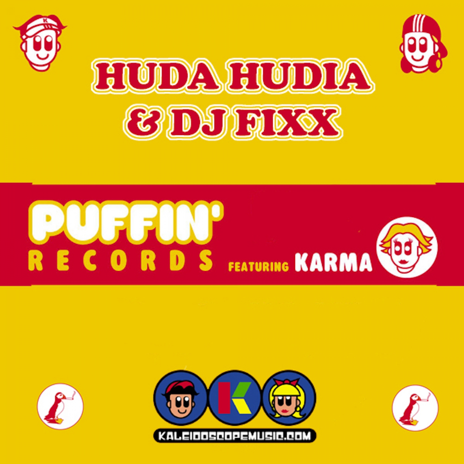 Huda Hudia & DJ Fixx - Alright (Original Mix)