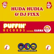 Huda Hudia & DJ Fixx - Shake It Baby (Original Mix)