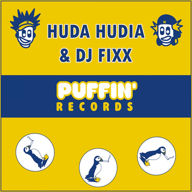 Huda Hudia & DJ Fixx - Hang On (Distorted Mix)