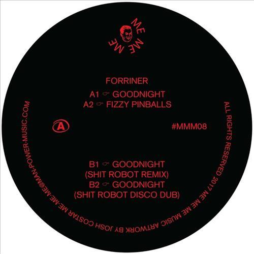 Forriner - Goodnight (Original Mix) ()
